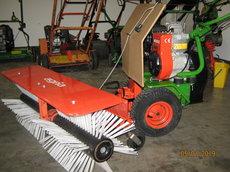 Gebrauchte  Reinigungstechnik: Agria - 0400 Universalgerät (gebraucht)