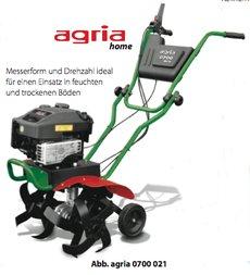Motorhacken: agria - 1600 Farmstar comfort Diesel