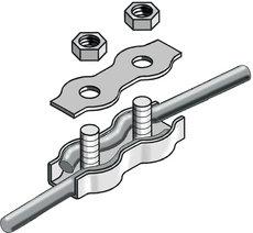 Weidezauntechnik: Patura - 103205 Seilverbinder 5 Stück