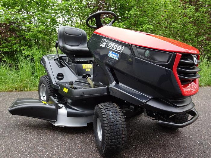 Gebrauchte                                          Geländemäher:                     Efco - 107L-16KH - Agrassic-Traktor ProfiTness-EXTRA & NICHT (gebraucht)