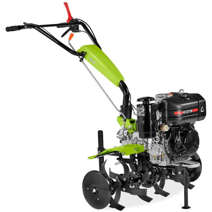 Motorhacken:                     Grillo - 11500 (15 LD/350) E-Start