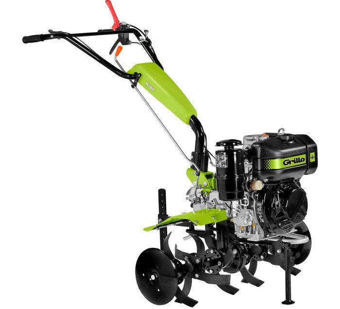 Motorhacken:                     Grillo - 11500 (EX 27)