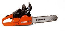 "Profisägen: Dolmar - 115 (38cm; 3/8"")"
