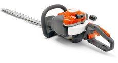 Gebrauchte  Heckenscheren: Professionelle 2-Takt Benzin Heckenschere 60cm 1,1 PS +++ perfekter Schnitt - bei Preis & Leistung** - +++ Bestzustand + geprüft, gewartet + Garantie >>>Benzin-Heckenscheren-SPAR-VIHL-DEAL<<< (gebraucht)