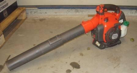 Gebrauchte                                          Laubbläser:                     Husqvarna - 125 BV 180027 (gebraucht)