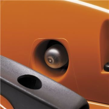 Husqvarna Air Injektion absolut effektive Reinigung der Ansaugluft erhebliche Minderung von Verschleiß und Kraftstoffverbrauch konstant optimale Leistung