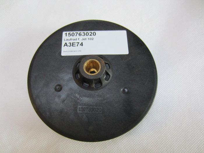 Ersatzteile:                     DAB - 150763020 Laufrad für Jet 102