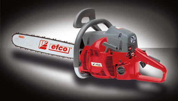 """Gebrauchte                                          Motorsägen:                     Efco - 162 Profi""""T"""" Motorsäge XXTrem reduziert & NICHT (gebraucht)"""