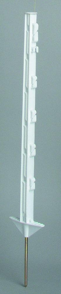Pfähle:                     Patura - 163710 Kunststoffpfahl 1,05m
