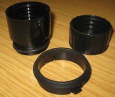 Ersatzteile: Kärcher - 2.638-137.0  26381370  ABS Schlauchkupplung,