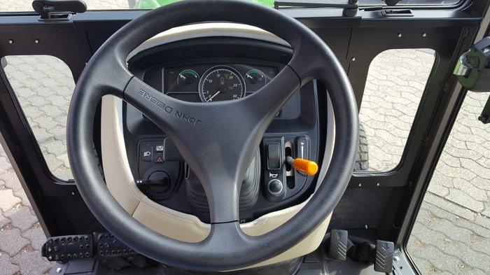 Fahreransicht