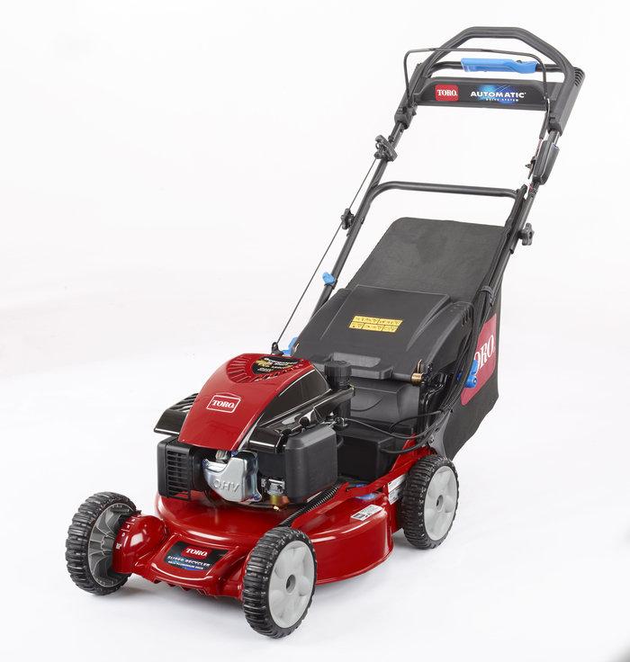 Benzinrasenmäher:                     Toro - 20838