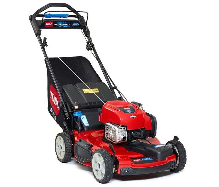 Benzinrasenmäher:                     Toro - 20960