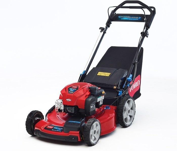 Benzinrasenmäher:                     Toro - 20965