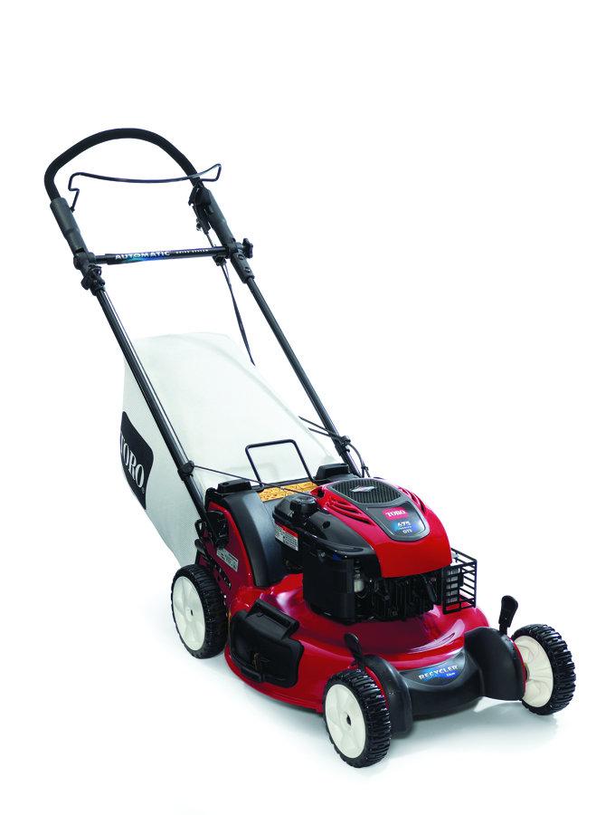 Angebote                                          Benzinrasenmäher:                     Toro - 20996 - ADS (Aktionsangebot!)