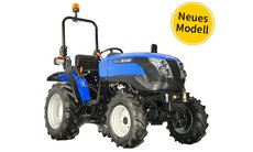 Gartentraktoren: Solis - 20 Kompakttraktor inkl. Mulchgerät