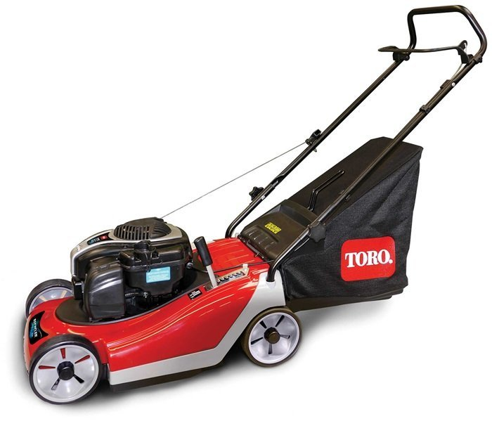 Benzinrasenmäher:                     Toro - 21132
