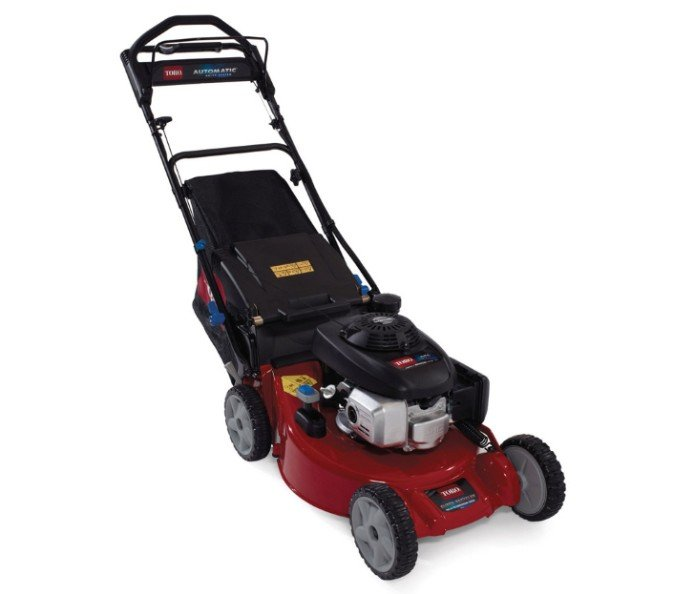 Benzinrasenmäher:                     Toro - 21680
