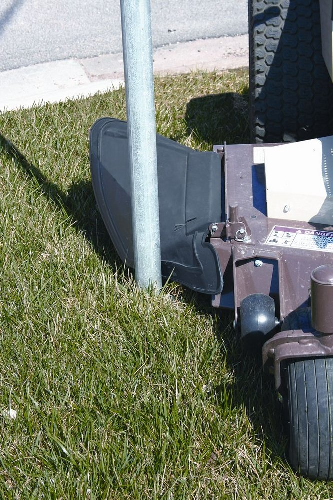 Der flexible Deflektor sorgt für optimalen Luftstrom und weicht jedem Hindernis aus.