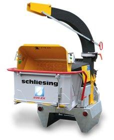 Holzhäcksler: Schliesing - 300 MXRH