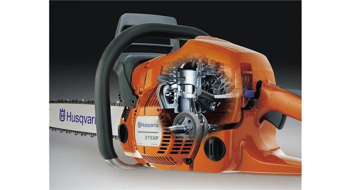 X-Torq® Senkt den Kraftstoffverbrauch und reduziert Emissionen.