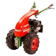 Einachsschlepper: agria - 2500 Hydro (Grundmaschine ohne Anbaugeräte)