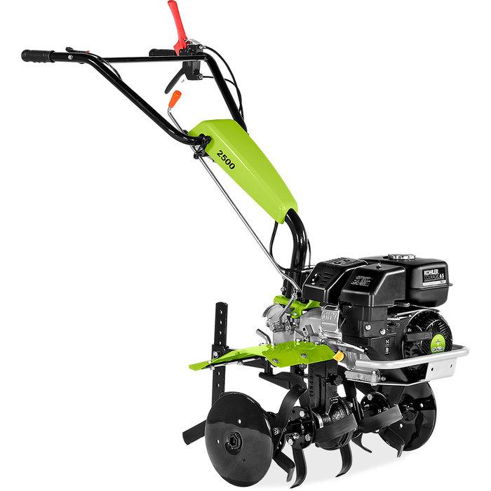 Motorhacken:                     Grillo - 2500 (SH 265)