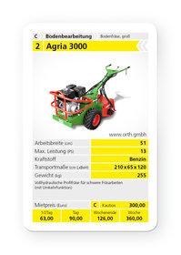 Mieten  Bodenfräsen: agria - 3000 (mieten)