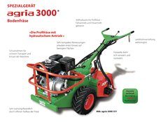 Mieten  Bodenfräsen: agria - 3000 F 1351 H (mieten)