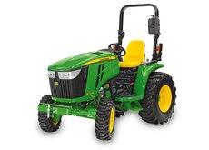 Angebote  Kompakttraktoren: John Deere - 3038E Traktor mit Frontlader (Aktionsangebot!)