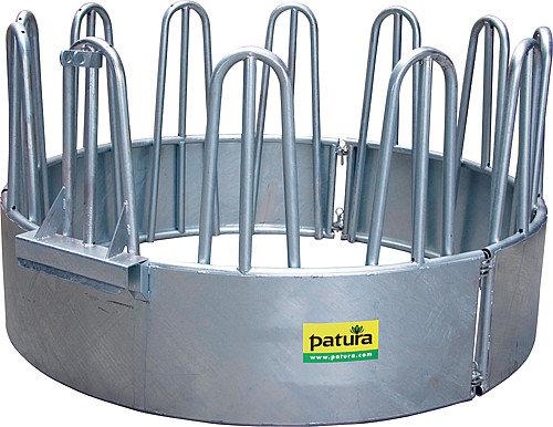 Weidezauntechnik:                     Patura - 303520 Futterraufe Rund