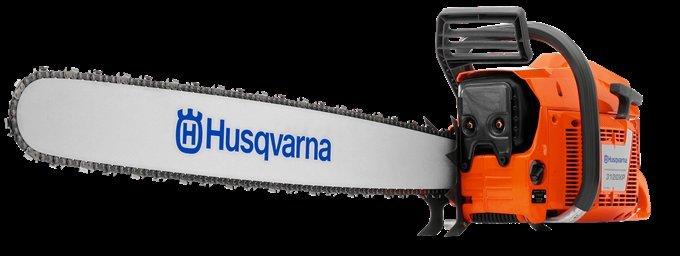 Gebrauchte                                          Profisägen:                     Husqvarna - 3120 XP (gebraucht)