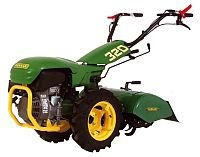 Motorhacken: Agria - 100-R