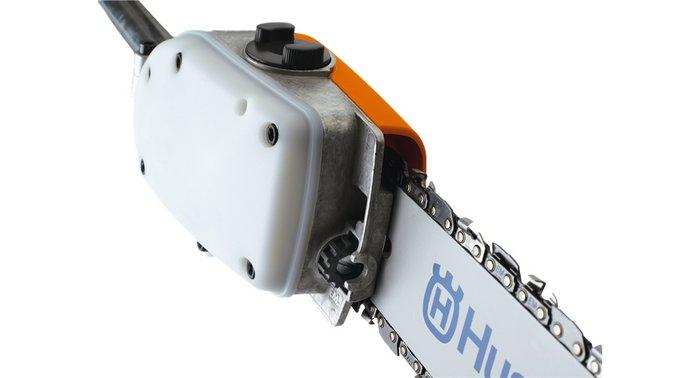 Kettenspanner Werkzeuglos einstellbare Kettenspannung.