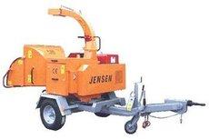 Mieten Gartenhäcksler: Jensen - 328 M (mieten)