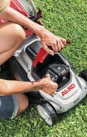 Akkurasenmäher: Stiga - Multiclip Pro 50 S AE