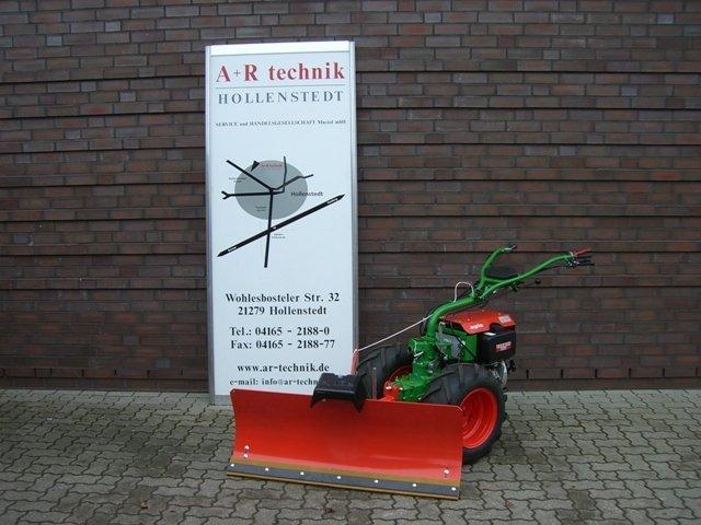 Gebrauchte                                          Schneeräumer:                     Agria - 3400 D KL E-Start (gebraucht)