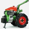 Einachsschlepper: Agria - 5900 Bison Diesel (Grundmaschine ohne Anbaugeräte)