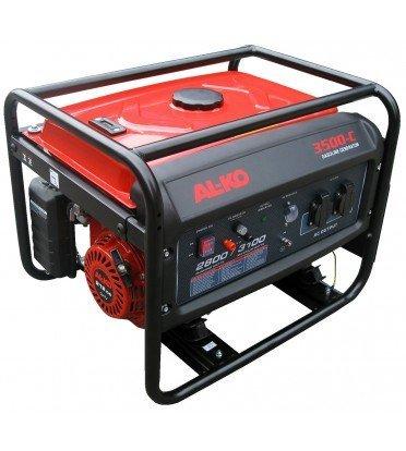 Stromerzeuger:                     AL-KO - 3500-C