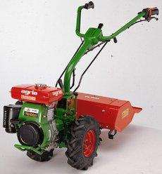 Einachsschlepper: agria - 5500 L Grizzly compact (Grundmaschine ohne Anbaugeräte)