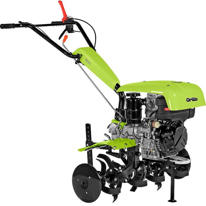 Motorhacken:                     Grillo - 3500 (15 LD/225)
