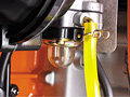 Kraftstoffpumpe Kraftstoffpumpe für leichten Start.