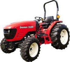 Traktoren: Branson Tractors - 3625R