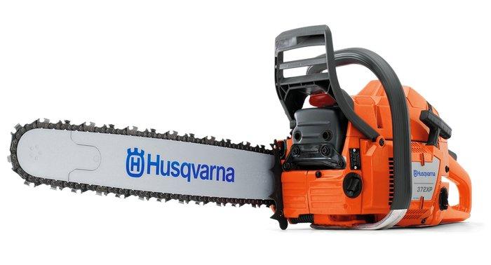 Profisägen:                     Husqvarna - 372 XP G
