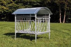 Weidezauntechnik: Patura - 373513 Futterraufe mit Dach für Schafe