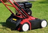Starker 4-Takt-OHV Motor von Briggs & Stratton® für Rasenflächen bis 1.500 m².