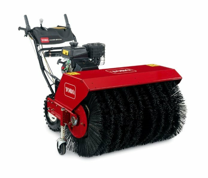Radialbesen:                     Toro - 38700 Power Broom
