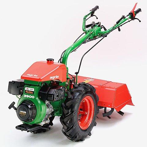 Einachsschlepper:                     Agria - 3900 Diesel (Grundmaschine ohne Anbaugeräte)