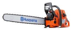 Angebote  Profisägen: Husqvarna - 390 XP G Fäll- und Starkholzsäge 6,53 PS + Griffheizung  +  7,4 kg leicht (Aktionsangebot!)