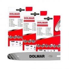 Zubehör: Dolmar - 3 + 1 Schneidgarnitur